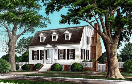 House Plan 86247