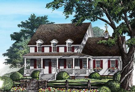 House Plan 86278