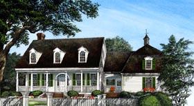 House Plan 86296