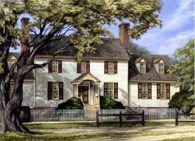 House Plan 86336