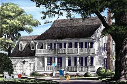 House Plan 86342