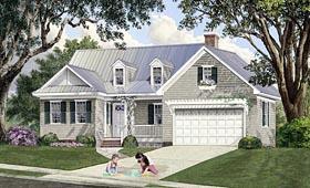 House Plan 86348