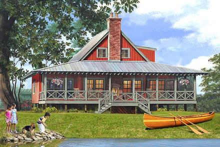House Plan 86350
