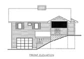 Plan Number 86506 - 1080 Square Feet