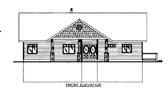 Plan Number 86540 - 3864 Square Feet