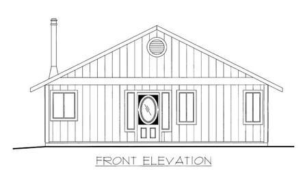 House Plan 86562
