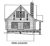 Plan Number 86608 - 1895 Square Feet