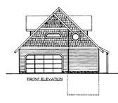 House Plan 86644