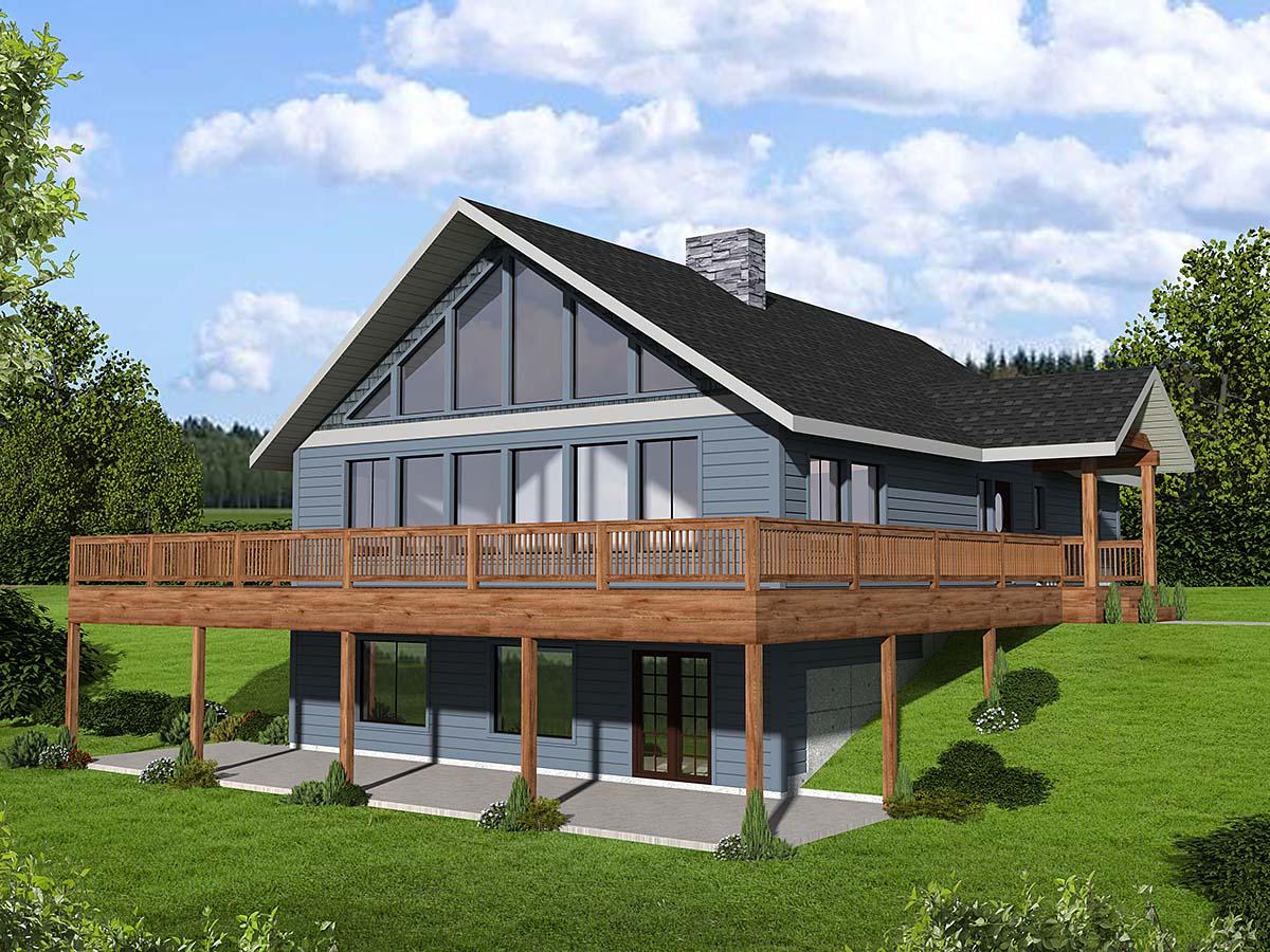 House Plan 86663