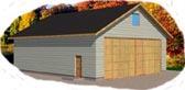 Garage Plan 86827