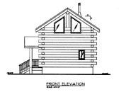 House Plan 86870