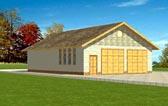 Garage Plan 86871