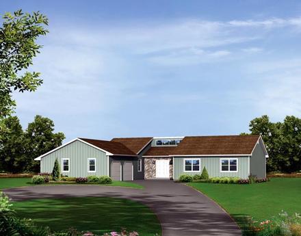 House Plan 86923