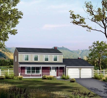 House Plan 86929