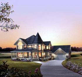 House Plan 86939
