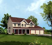 Plan Number 86942 - 2602 Square Feet
