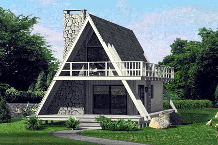 House Plan 86950 At