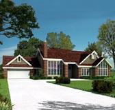 Plan Number 86953 - 2563 Square Feet
