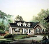 Plan Number 86970 - 1787 Square Feet