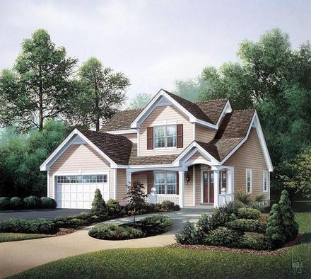 House Plan 86971