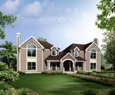 Multi-Family Plan 86976