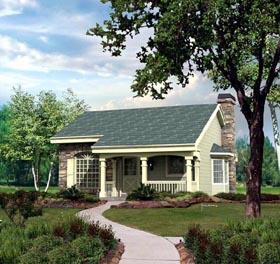House Plan 86987