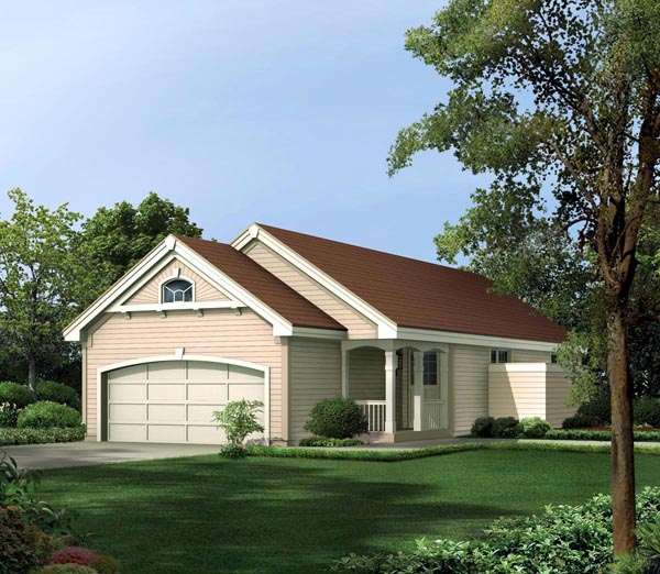 House plan 86988 at for Familyhomeplans 75137