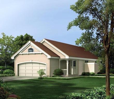 House Plan 86988