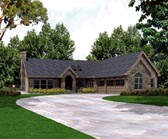 Plan Number 86996 - 3500 Square Feet