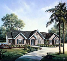 House Plan 86997