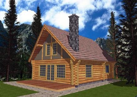 House Plan 87006