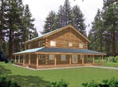 Plan Number 87017 - 2783 Square Feet