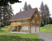 Plan Number 87025 - 2499 Square Feet