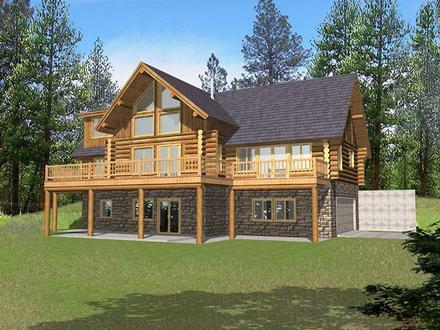 House Plan 87029