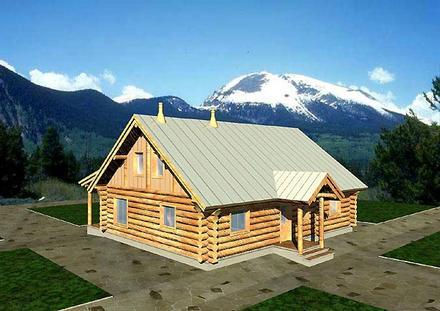 House Plan 87060