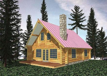 House Plan 87070