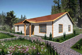 House Plan 87093