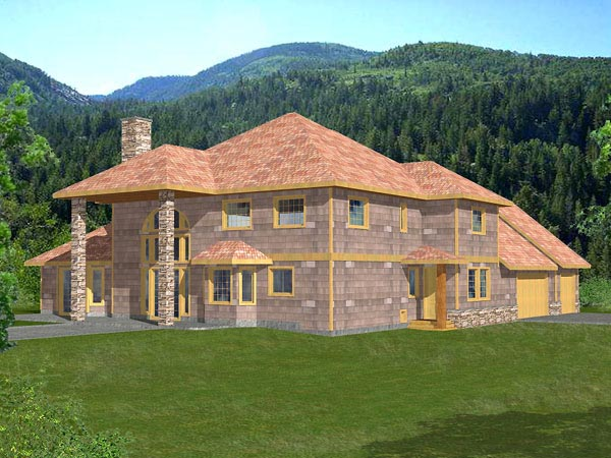 House Plan 87113