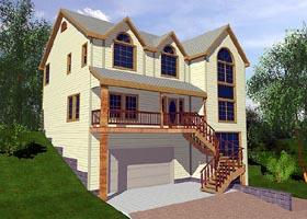 House Plan 87152