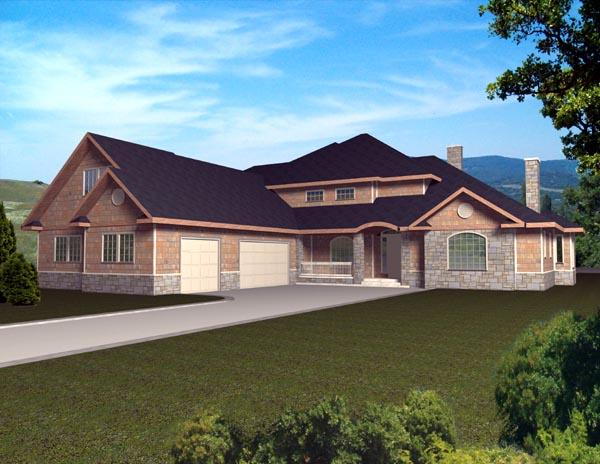 House Plan 87161
