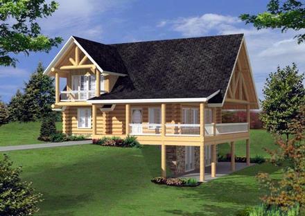 House Plan 87162