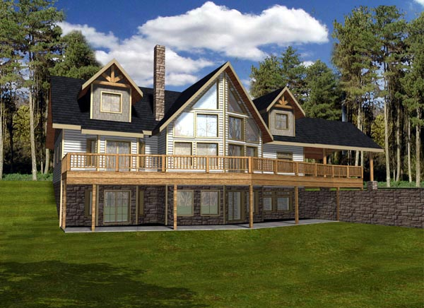 House Plan 87206