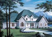 Plan Number 87302 - 3368 Square Feet