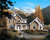 Plan Number 87314 - 3138 Square Feet