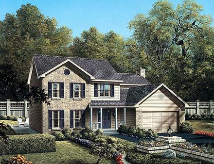 House Plan 87320