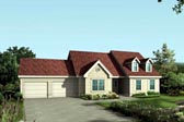 Plan Number 87331 - 1642 Square Feet