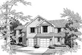 Multi-Family Plan 87351