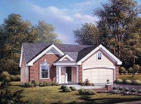 House Plan 87377