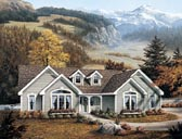 Plan Number 87380 - 1761 Square Feet