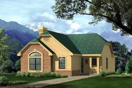 House Plan 87391